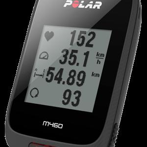 Polar M460 con sensore di frequenza cardiaca H10