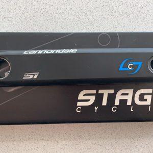 Pedivella sx Stages L Power Meter - Cannondale Hollogram