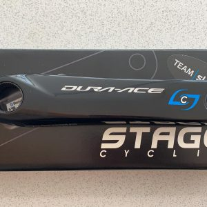Pedivella sx Stages L Power Meter - Dura Ace 9100