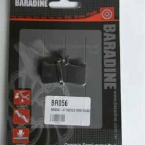 Pastiglie freni a disco Baradine per Shimano Deore XT - Grimeca