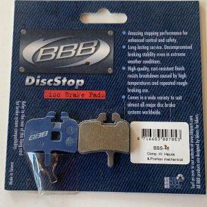 Pastiglie frenia disco BBB mod. BBS46