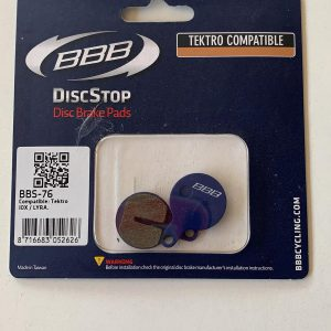 Pastiglie freni a disco BBB mod. BBS76