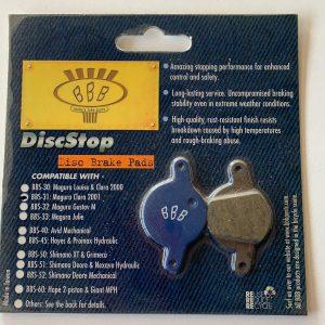 Pastiglie freni a disco BBB