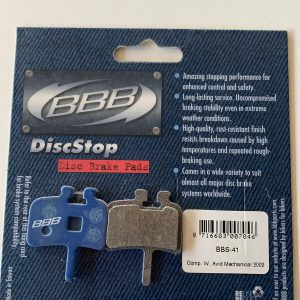 Pastiglie freni a disco BBB mod. BBS41