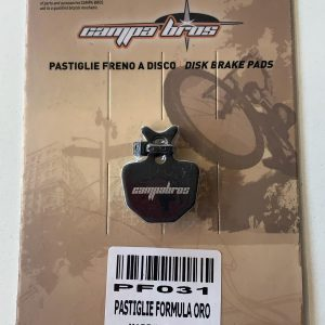 Pattini freni a disco Campabros PF031 Formula Oro