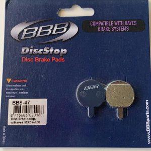 Pattini freni a disco BBB mod. BBS47