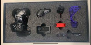 Sram AXS XX1 DUB Eagle 12V Upgrade Kit