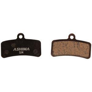 Pastiglie freni disco Ashima Shimano Saint Zee semi-metalliche