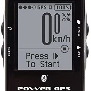 Ciclocomputer Lezyne Power GPS