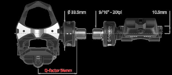 Misuratore di potenza Assioma Duo by Favero Electronics